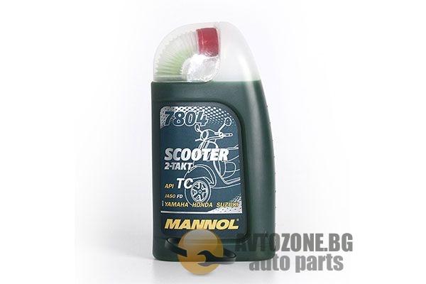 MANNOL- 2-Takt Scooter