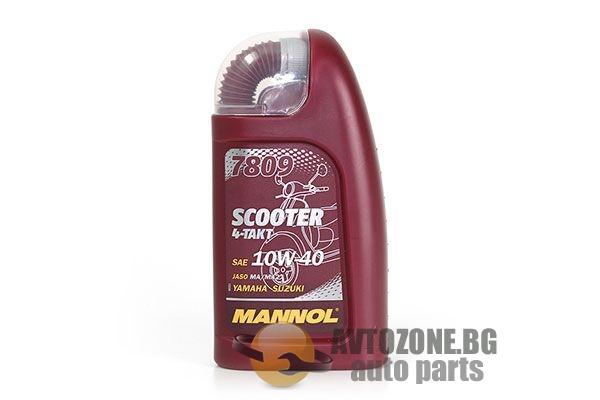 MANNOL- 4-Takt Scooter